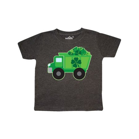 St Patricks Day Irish Clover Dump Truck Childs Toddler T-Shirt](Diy Kids)