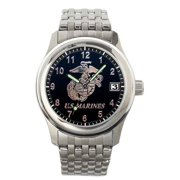 US Marines Bracelet Logo Watch