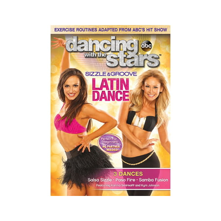 DANCING WITH THE STARS-SIZZLE & GROOVE LATIN DANCE (DVD) (WS/ENG/2.0 DD) (DVD)