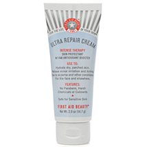 Facial Moisturizer: First Aid Beauty Ultra Repair Cream