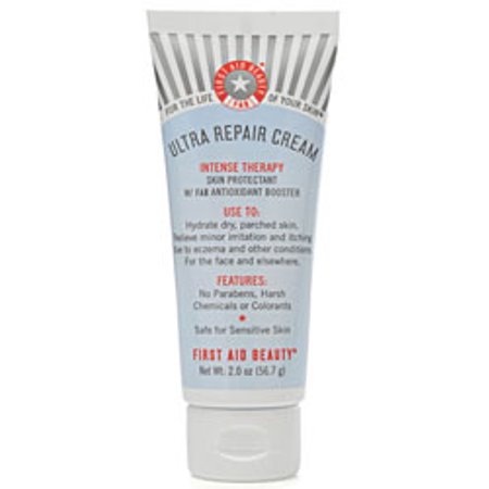 First Aid Beauty Ultra Repair Body Lotion Cream, 2 Oz