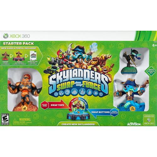 Skylanders Swap Force Starter Pack (Xbox 360)