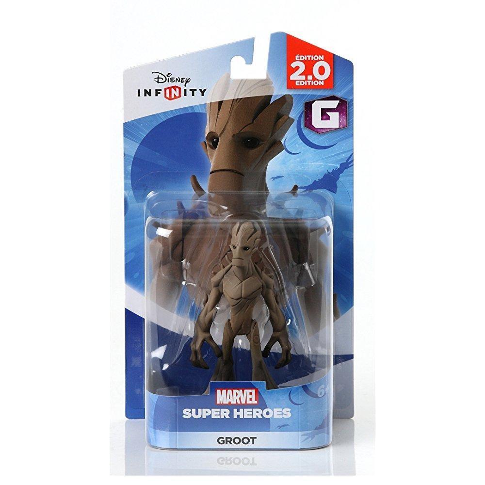 Disney Infinity: Marvel Super Heroes (2.0 Edition) Groot Figure Not Machine Specific by Disney INFINITY