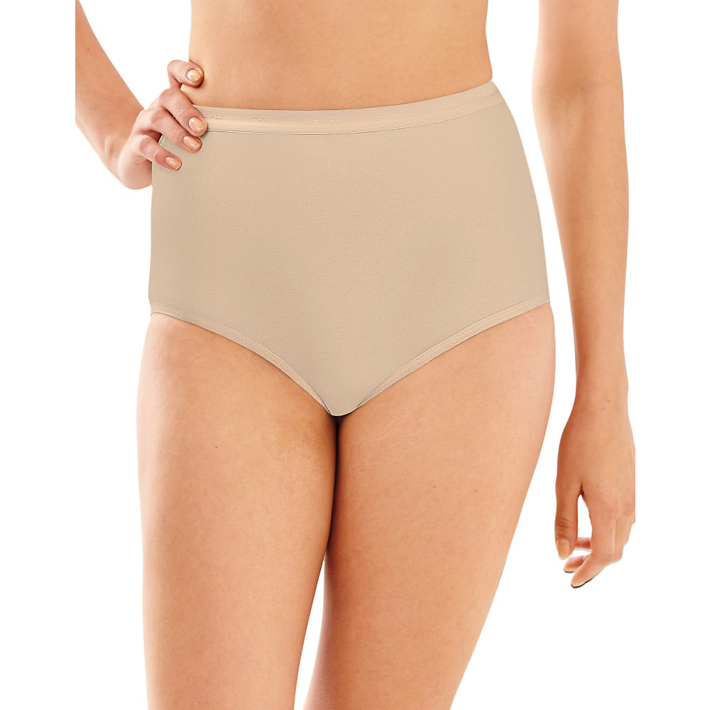 Bali Womens Stretch Brief Panty
