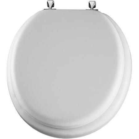 Mayfair 13cp 000 Round Deluxe Soft Toilet Seat Walmart Com