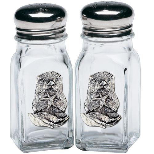 Sea Otter Salt & Pepper Shakers