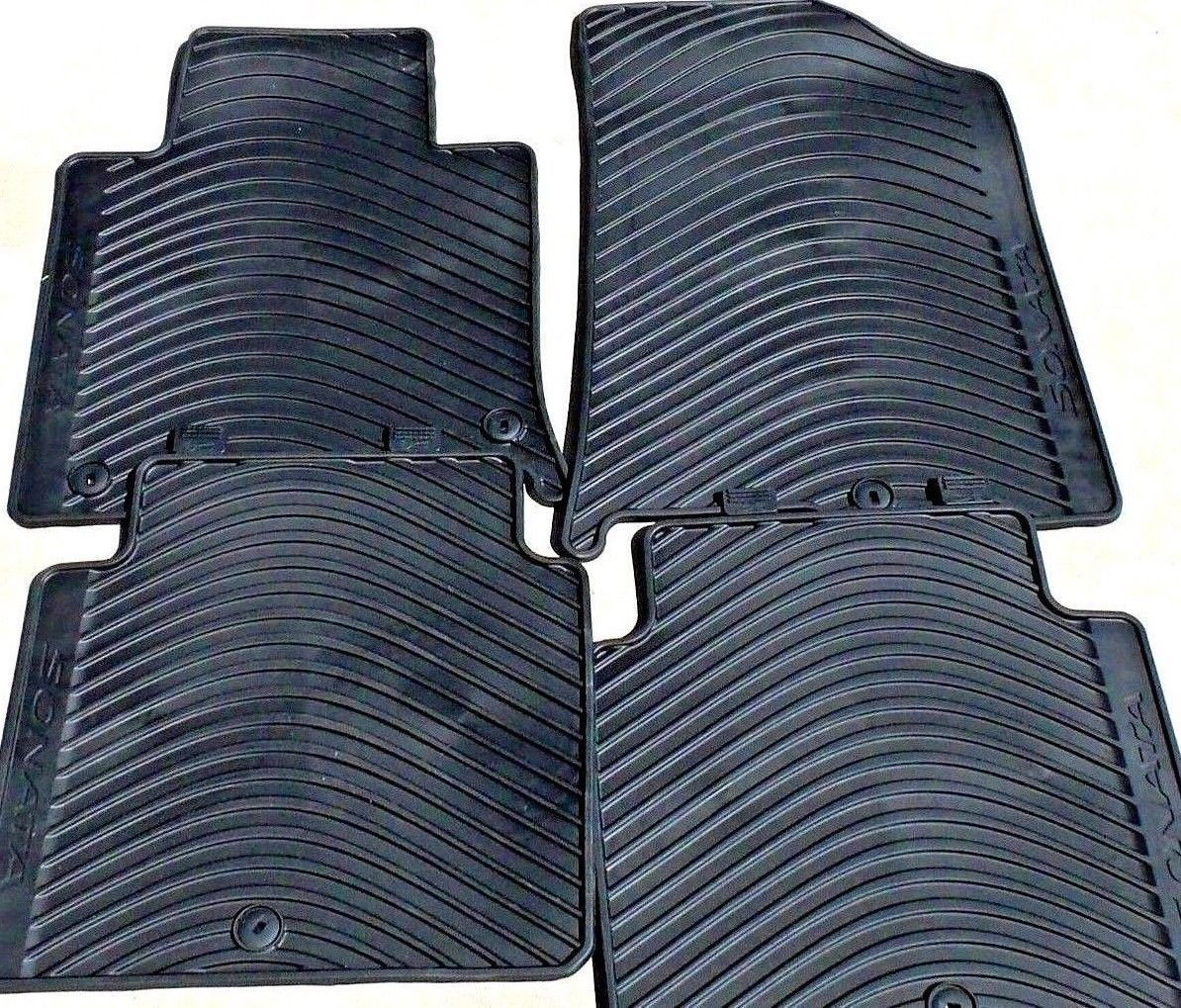 2015 2017 For HYUNDAI SONATA OEM ALL WEATHER FLOOR MATS