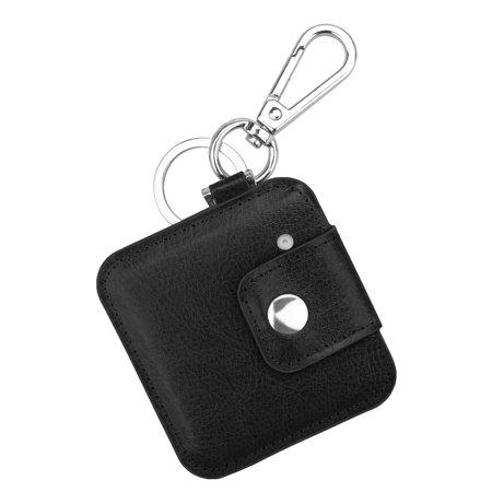 Fintie Protective Case Cover Skin for Tile Slim Item Tracker Phone Finder, Black