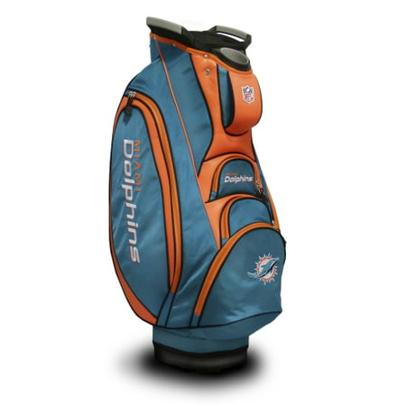 Miami Dolphins Victory Cart Golf Bag - No Size ()