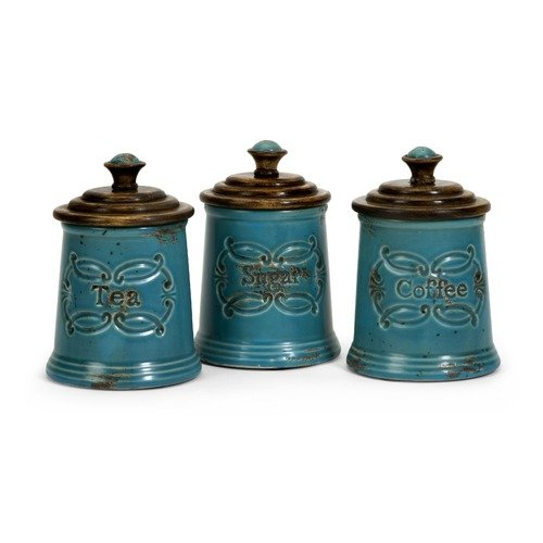 Wildon Home   Provincial Canister