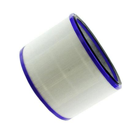 1pcs Purifier Filter Replacement for Dyson HP01 HP02 HP03 DP01 DP02 DP03 Filter 967449-04 Color:White and blue - image 4 de 4
