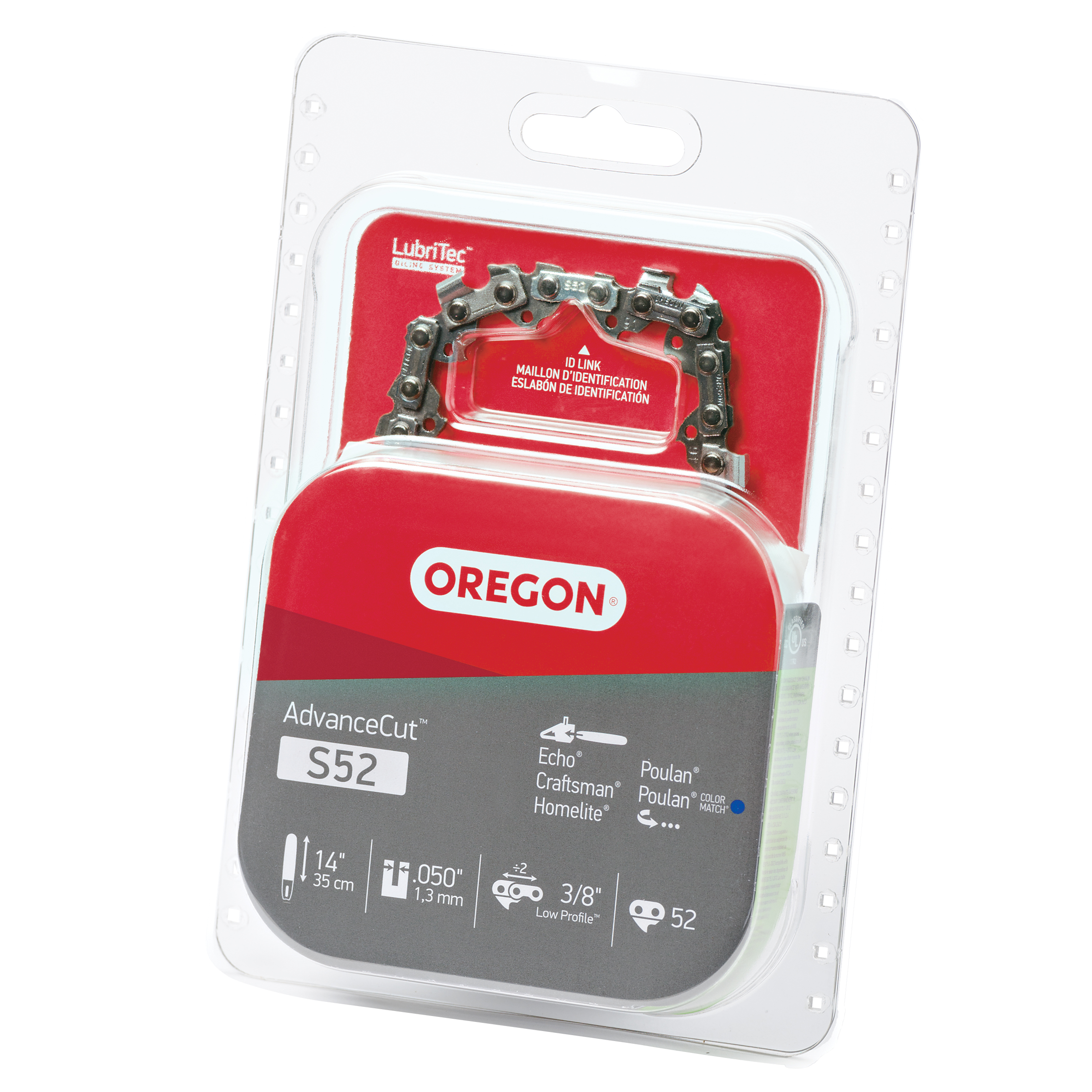 Oregon 14-in AdvanceCut Saw Chain