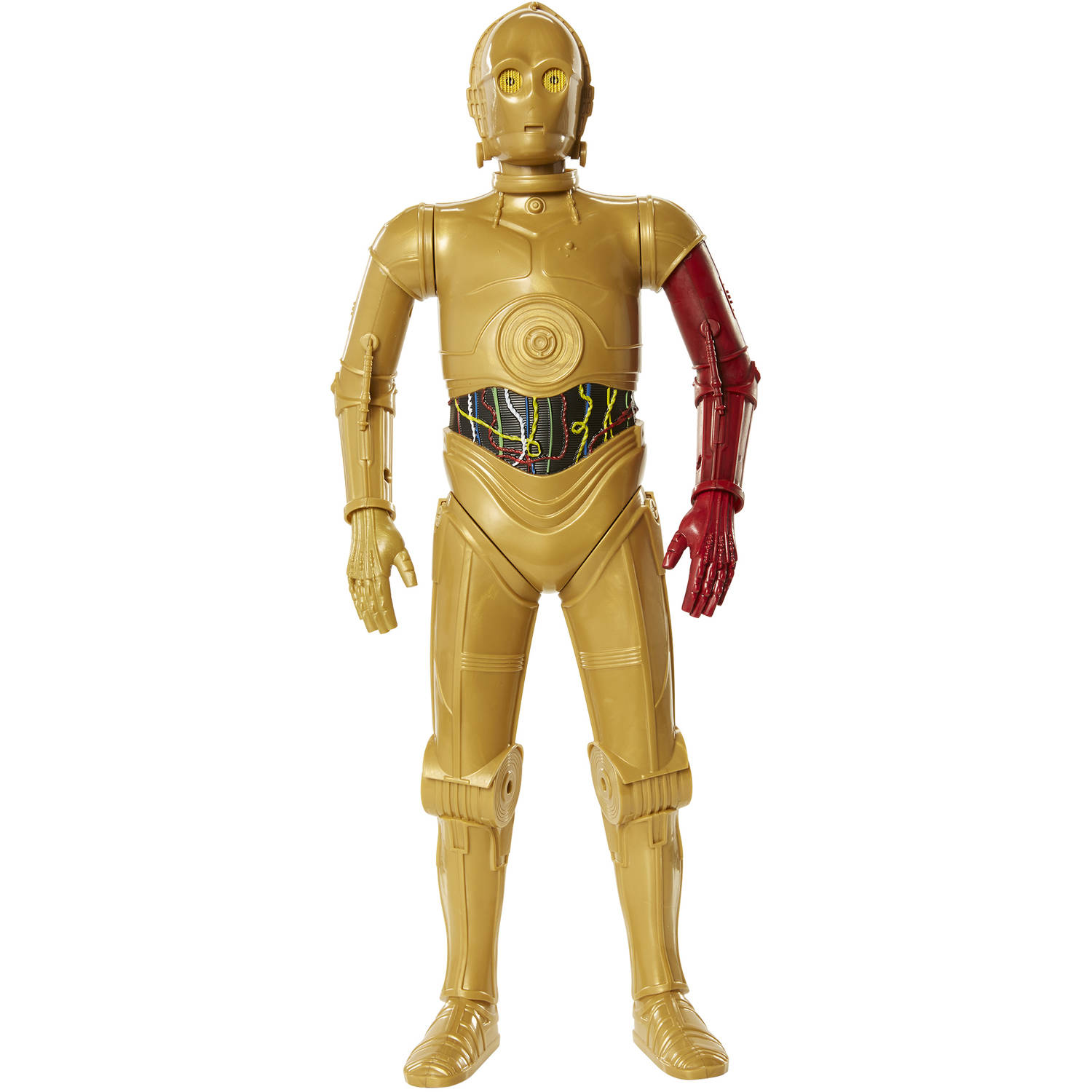 Star Wars C-3PO with Red Arm Action Figure 18""