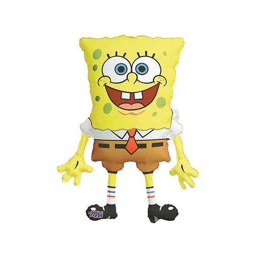 SpongeBob Jumbo Foil Balloon - Byob Halloween Party