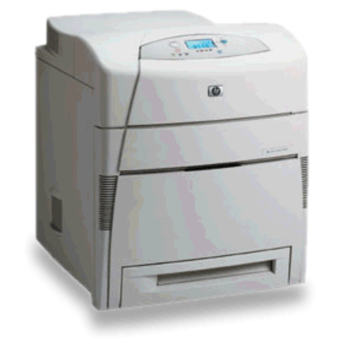 Image of HP Refurbish Color LaserJet 5500 Printer (C9656A) - Seller Refurb