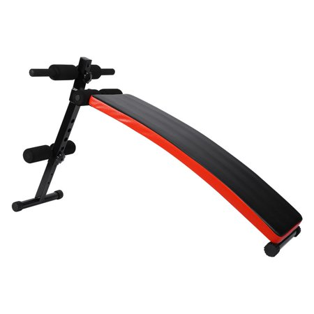 Yosoo Costway Weight /Sit Up Bench Lifting Fitness Workout Sit Up Board Home Exercise,Costway Weight,Sit Up Bench (Weight Board)