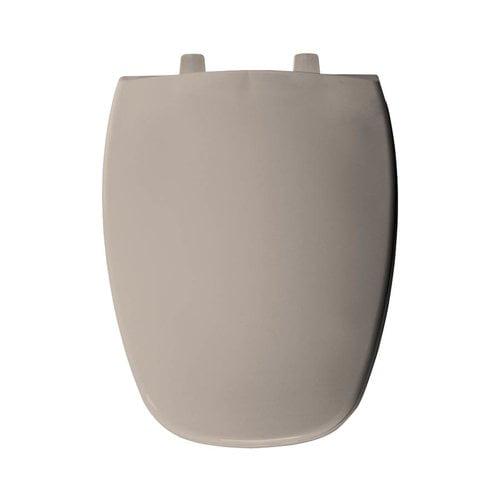 Church Bemis Plastic Elongated Toilet Seat