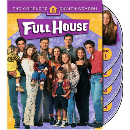 Full House: The Complete Eighth Season (DVD) (Chocolate News David Alan Grier Full Episodes)