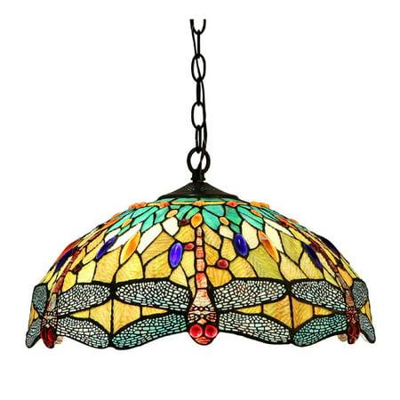 Chloe-Lighting-Empress-2-Light-Bowl-Pendant