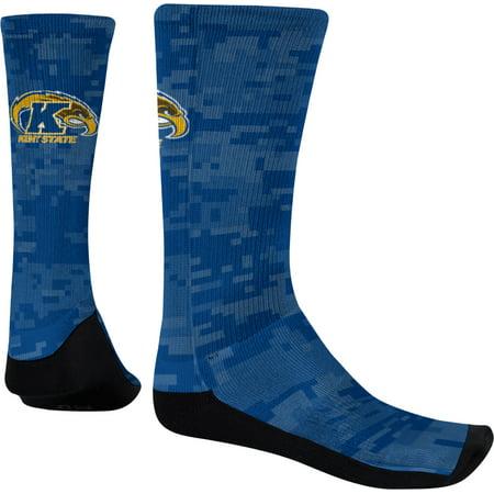 Spectrum Sublimation Men's Kent State University Digital Sublimated Socks
