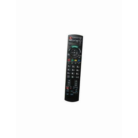 Universal Remote Replacement Control Fit For Panasonic TC-L47E50 TC-L55E50 Plasma LCD LED HDTV