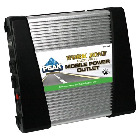 PEAK 2000W MOBILE POWER OUTLET