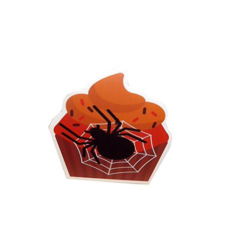 Halloween Cupcake Wall Decorations Spider Cupcake for $<!---->
