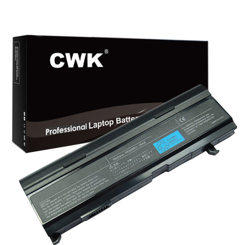 CWK 9 Cell High Capacity Laptop Notebook Battery for Toshiba
