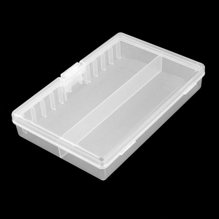 Hard Plastic Case Holder Storage Box Container for 48 x AA Battery - image 2 de 5