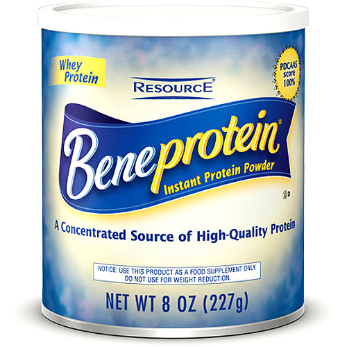 Beneprotein High Quality Whey Protein, 6 X 8-Ounce Canister