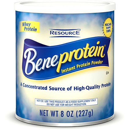 - Beneprotein High Quality Whey Protein, 6 X 8-Ounce Canister