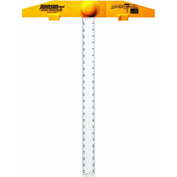 Johnson Level RockRipper Scoring Drywall Square by Johnson Level