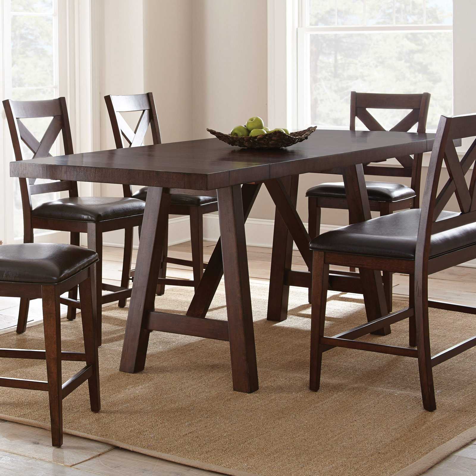 Steve Silver Clapton Counter Height Dining Table