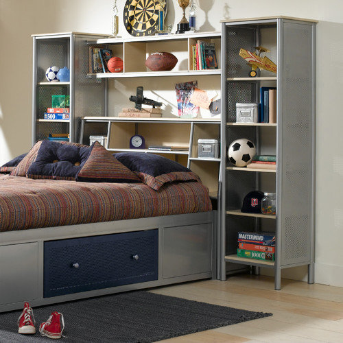Hillsdale Furniture Universal Youth Wall Storage Unit