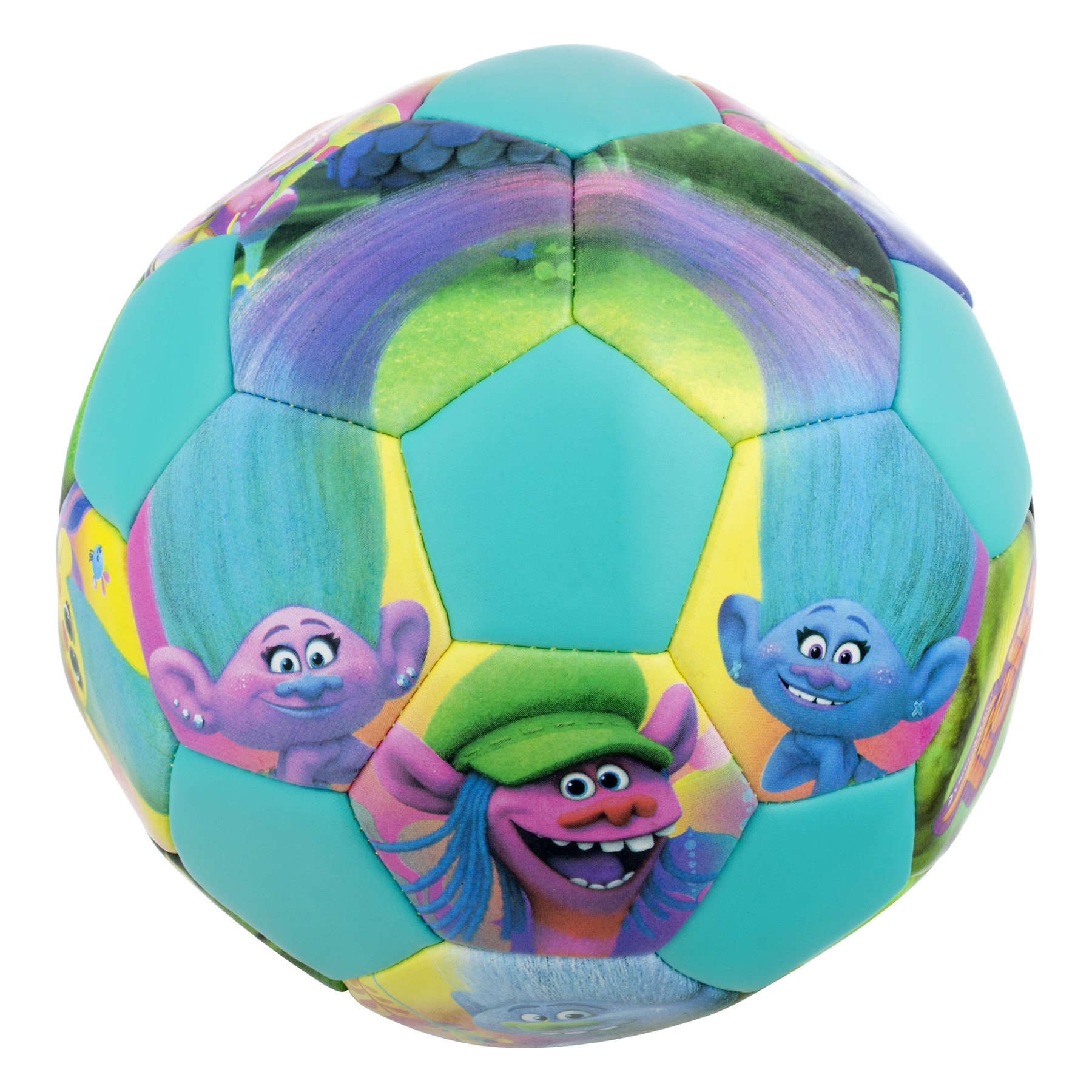 Hedstrom Jr. Soccer Ball Trolls, 1.0 CT by Ball, Bounce and Sport, Inc.