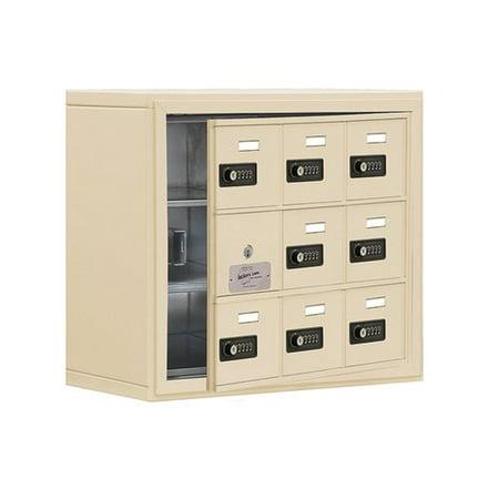 Salsbury Industries 8 Door Cell Phone Locker