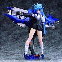 mine yoshizaki limit gunz schoolgirl anime pvc statue figurine manga japanese art storm mega gun weapon action figure toy collectible