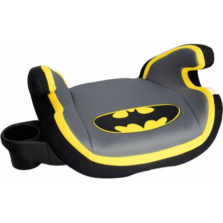 Kidsembrace Fun Ride Backless Booster Car Seat Batman