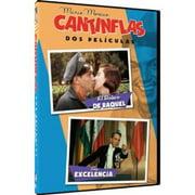 Cantinflas: El Bolero De Raquel   Su Excelencia (Spanish) (Full Frame) by