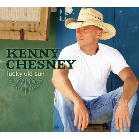 Lucky Old Sun (CD) (Kenny Chesney Halloween)