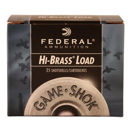 Federal Ammunition Game Shok 410-Gauge Max DRAM