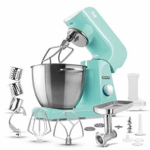 Refurbished 4.75 Qt. 8-Speed Stand Mixer Color: Pastel Mint Green