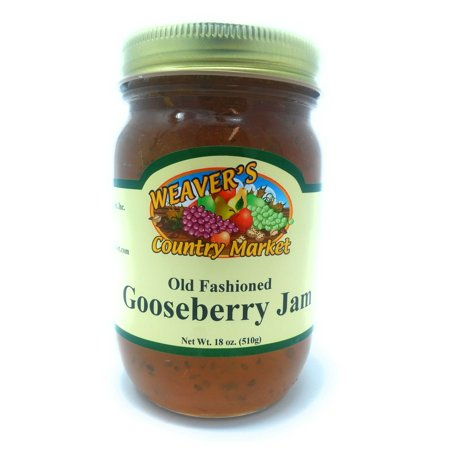 Weaver's Country Market Old Fashioned Gooseberry Jam