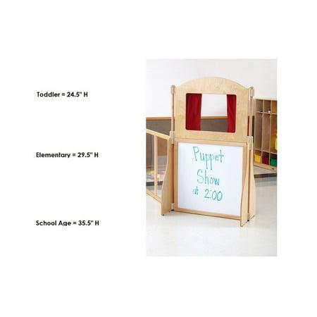 Jonti-Craft KYDZ Suite Puppet Theater
