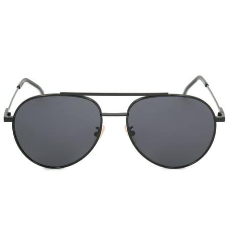 - Fendi Pilot Sunglasses FF0222S F 807 IR 60