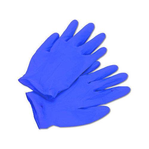 Kimberly-Clark Nitrile Exam Extra Large Gloves in Purple