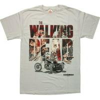 Walking Dead Daryl Crossbow Cycle T-Shirt