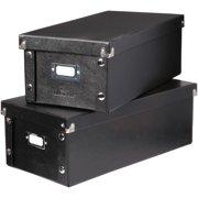 Snap N Store® Creative Storage DVD Storage Box 2 ct Pack