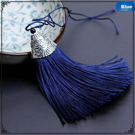 KABOER Handmade Cotton Thread Spike Delicate Tassel Pendant Trendy Selling Best