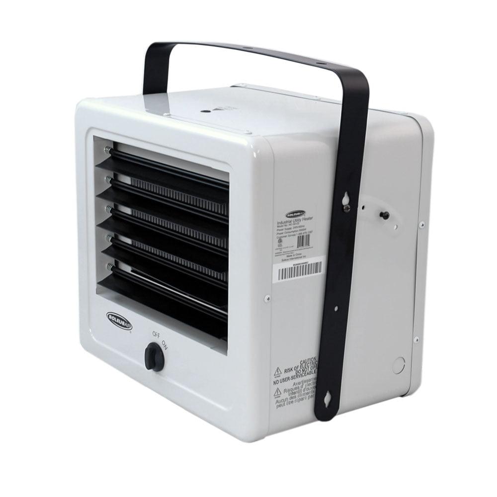 Soleus HI1-50-03 5,000 Watt Electric Garage Heater